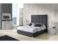 Dupen: Patricia: кровать двуспальная  160х200 с подъемным мех-м (белый)