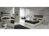 Dupen: Desire: кровать двуспальная  160х200 с подъемным мех-м (ткань)