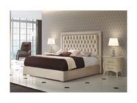Dupen: Adagio: кровать 160х200  (ткань)