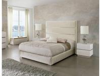 Dupen: Claudia: кровать  160х200 с подъемным механизмом (бежевый)
