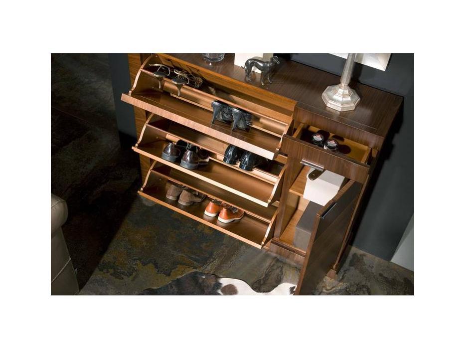 Mudeva: Arco: обувница  (орех)