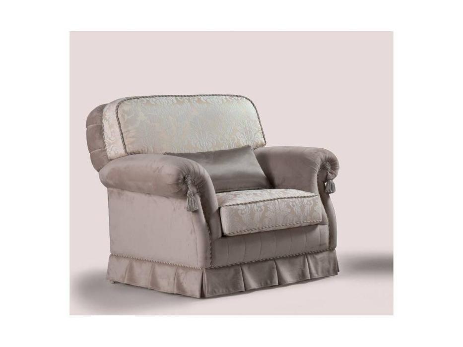 GiorgioCasa: Giulietta e Romeo: кресло Art. S131 ткань Cat. A