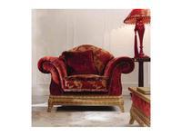 GiorgioCasa: Giulietta e Romeo: кресло  Art. S201 ткань Cat. A