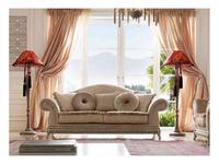 GiorgioCasa: Giulietta e Romeo: диван 3 местный Art. S193 ткань Cat. A