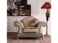 GiorgioCasa: Giulietta e Romeo: кресло Art. S191 ткань Cat. A