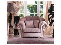 GiorgioCasa: Giulietta e Romeo: кресло Art. S211 ткань Cat. A