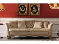 GiorgioCasa: Giulietta e Romeo: диван 3 местный Art. S253 ткань Cat. A