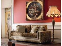 GiorgioCasa: Giulietta e Romeo: диван 3 местный Art. S283 ткань Cat. A