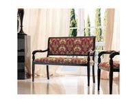 GiorgioCasa: Giulietta e Romeo: диванчик Art. S312 ткань Cat. A