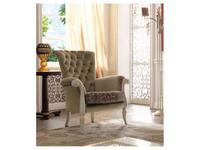 GiorgioCasa: Giulietta e Romeo: кресло Art. S341 ткань Cat. A