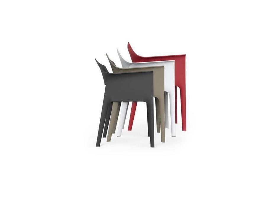 Vondom: Pedrera: стул  (красный)