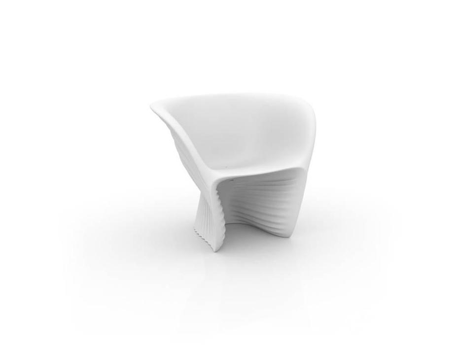 Vondom: Biophilia: кресло  (белый Basic)