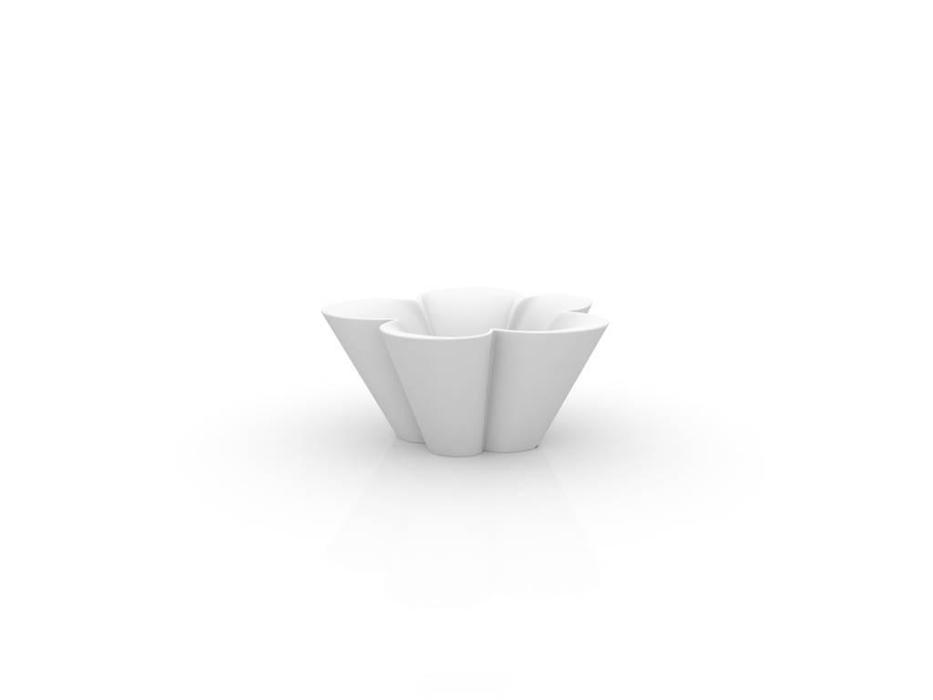 Vondom: Agatha: кашпо  (белый, красный)