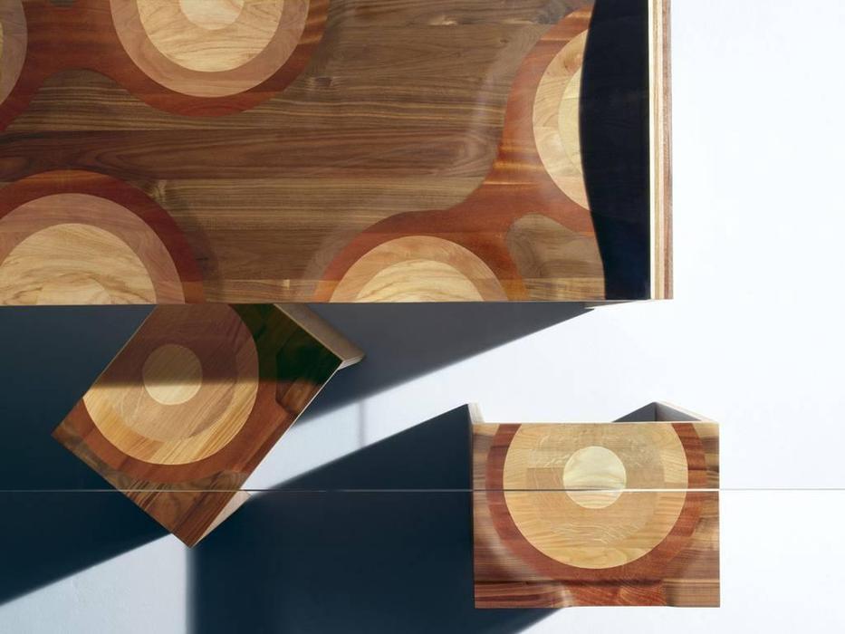 Horm: Ripples Table: стол обеденный  (wood)