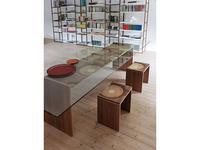 5217488 стол обеденный Horm: Ripples Table