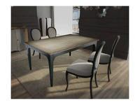 ADM: Tendence: стол обеденный раскладной  (вишня, лак)