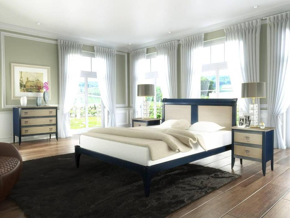 ADM: Auxiliaire: спальная комната (вишня, дуб, лак)