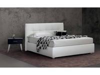 Piermaria: York: кровать двуспальная 160х195 (ткань)