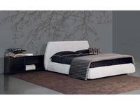 Piermaria: Malmo: кровать двуспальная 160х195 (ткань)