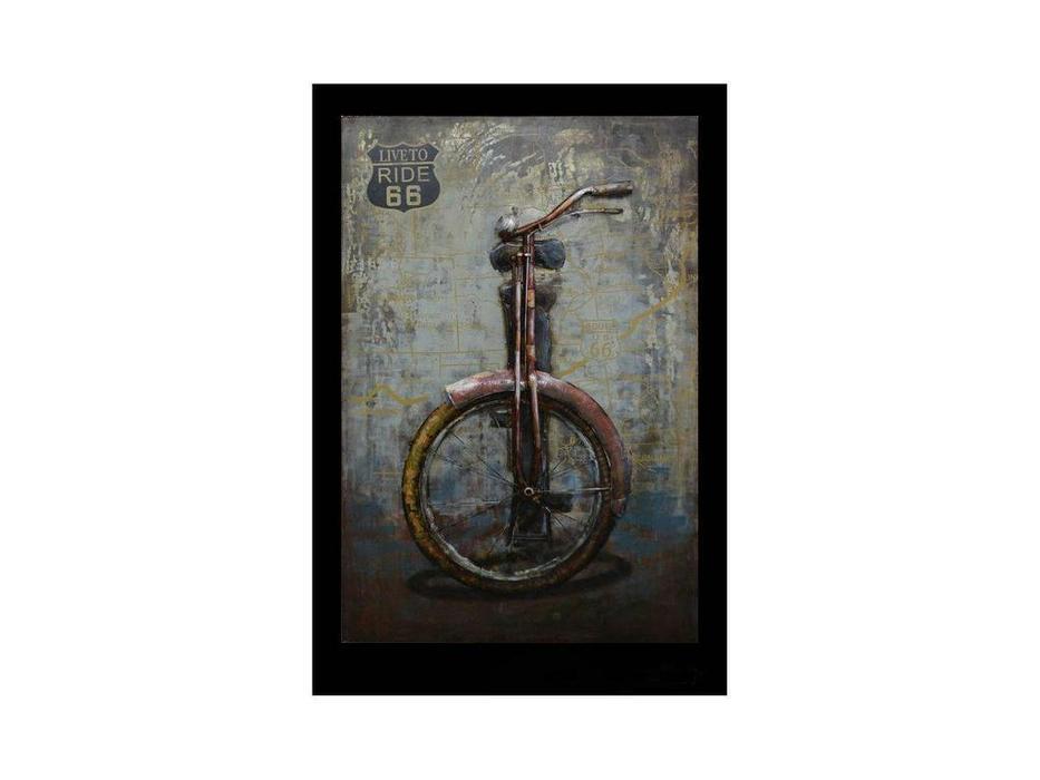 Nature Design: Bici: Панно  (чеканка)