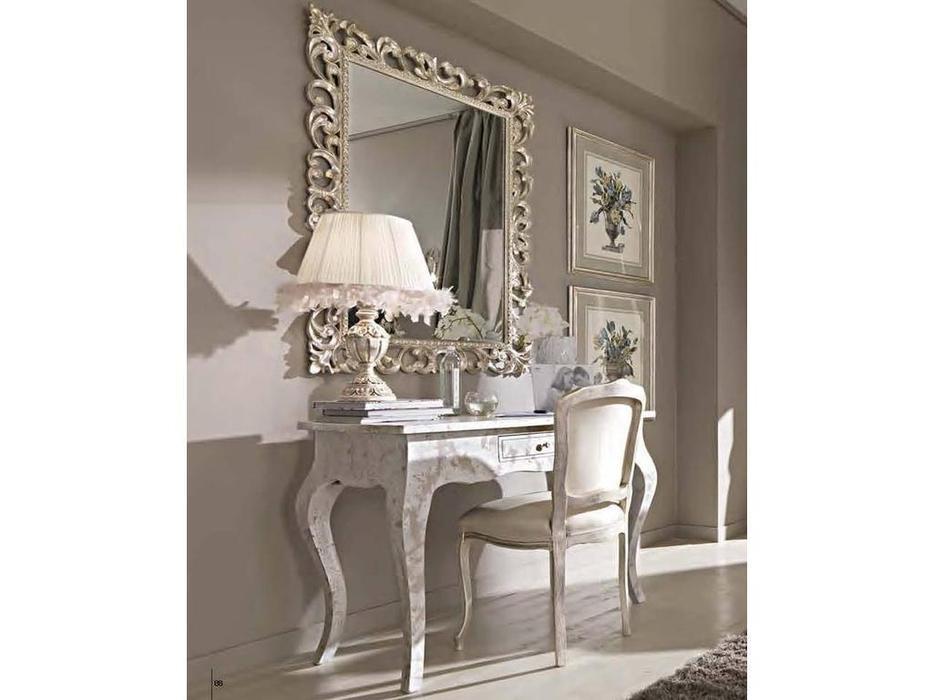 Cafissi: Bellosguardo: зеркало к туалетному столу  Gruppo II (серебро)