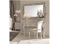 Cafissi: Bellosguardo: стол туалетный  Gruppo II (серебро)