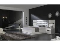 Fenicia Mobiliario: Fenicia: кровать 160х200 с тумбами  (белый)