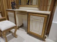 Мэри: Версаль: стол туалетный  (слоновая кость)