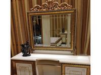 Мэри: Версаль: зеркало настенное  (золото)