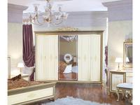 Мэри: Версаль: шкаф 6-ти дверный  (слоновая кость)