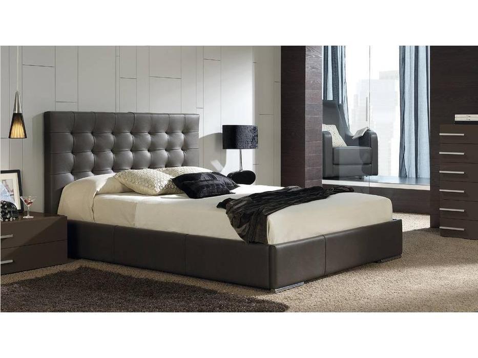 Gamamobel: Macao: кровать 160х200  (коричневый)