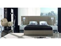 Gamamobel: Alba: кровать 160х200  (кремовый)