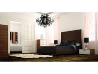 Gamamobel: Celine: кровать 180х200  (шоколад)