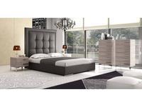 Gamamobel: Emmanuelle: кровать 180х200  (черный)