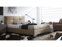 Gamamobel: Rio: кровать 160х200  (беж)
