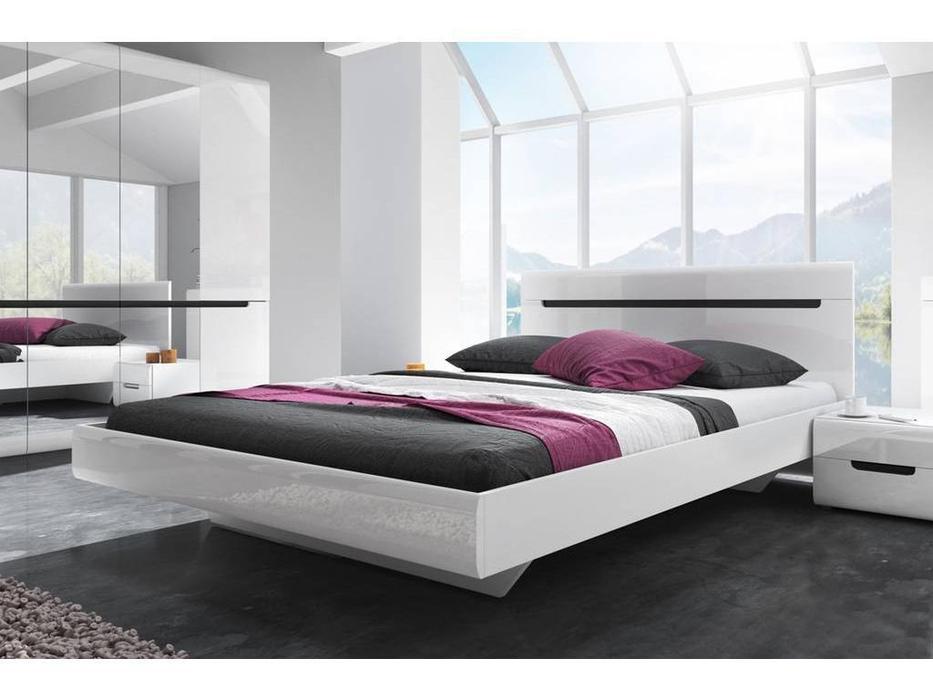 Helvetia: Hektor: кровать 160х200  (белый)