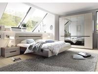 Helvetia: Hektor: кровать 160х200  (капучино)