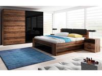 5245111 кровать двуспальная Helvetia: Galaxy