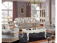 Fanbel: Марселла: диван 3-х местный  (ткань)