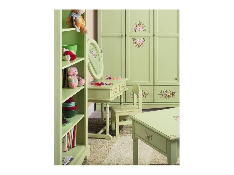 De Luxe: Любимая сказка: стул детский маленький (слоновая кость, без росписи)