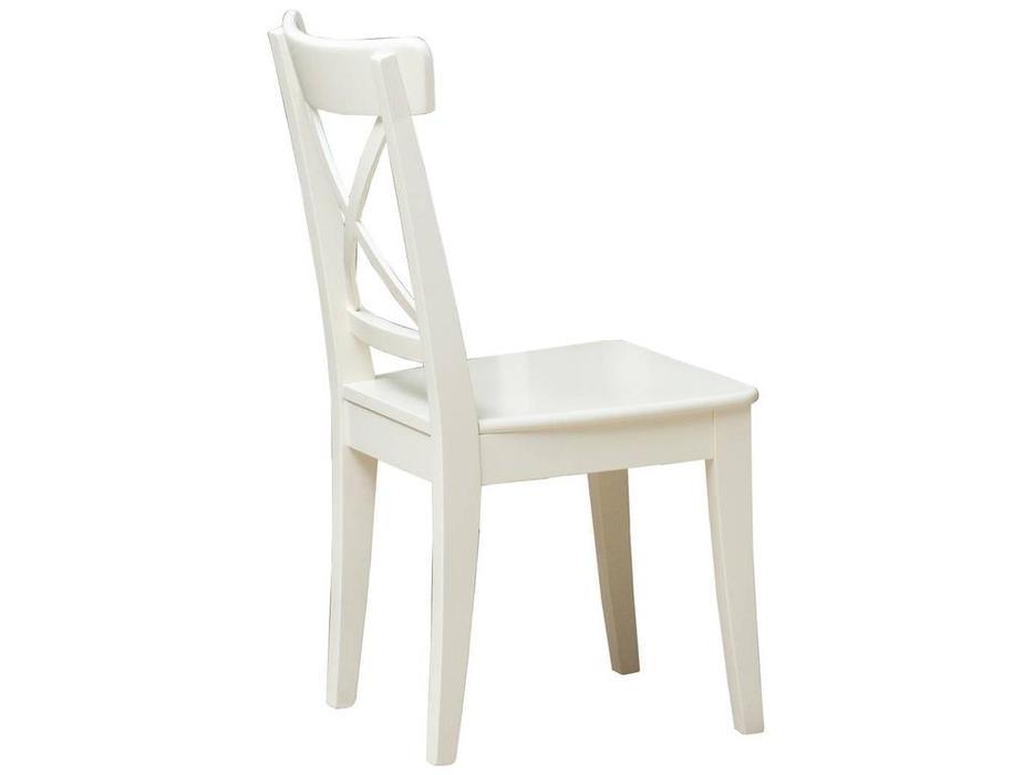 De Luxe: Океан: стул (белый)