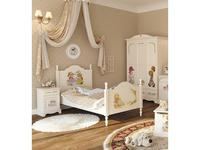 5218555 кровать односпальная De Luxe: Любимая сказка