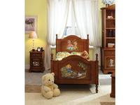 5218641 кровать односпальная De Luxe: Любимая сказка