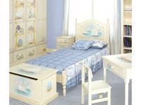 5218667 кровать односпальная De Luxe: Любимая сказка