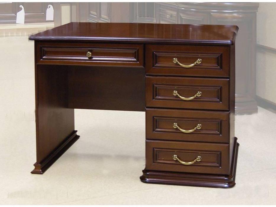 Liberty: Сильвия: стол письменный  правый (орех)