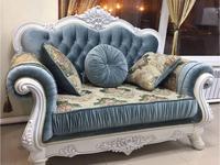 Beloni: Патриция: диван 2-х местный раскладной (слоновая кость, патина)