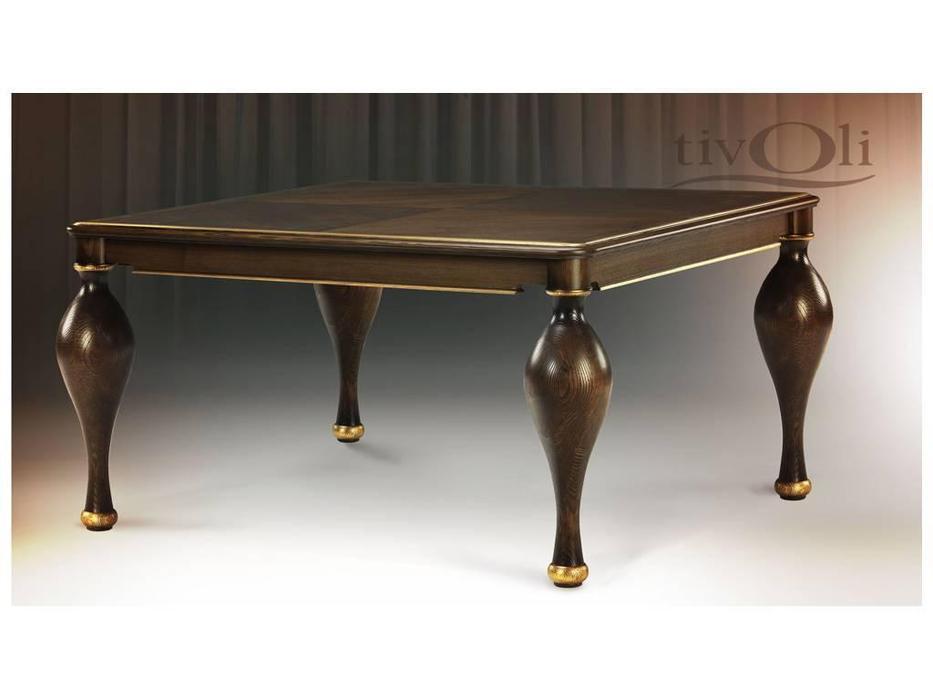 Tivoli: Буржуа: стол обеденный «Буржуа» II (мореный дуб)