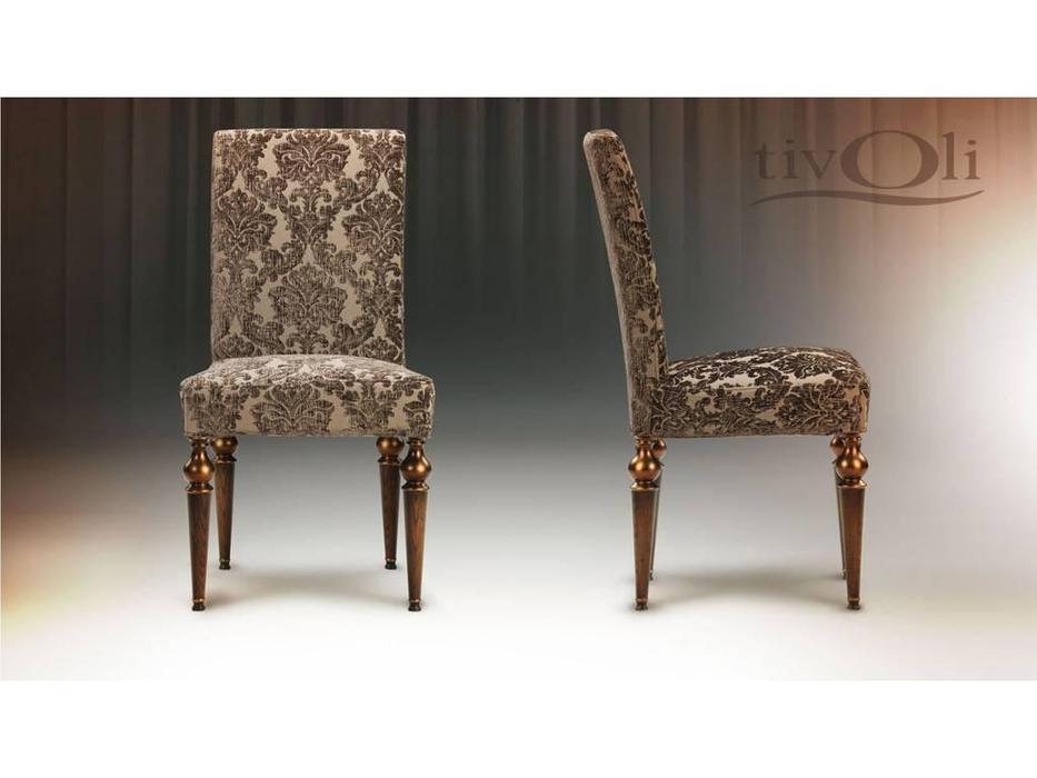 Tivoli: Маркиз: стул  Маркиз  II (патина, ткань)