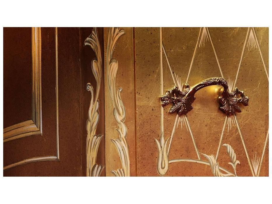 Tivoli: комод «Винтаж» (голд, ручная роспись)