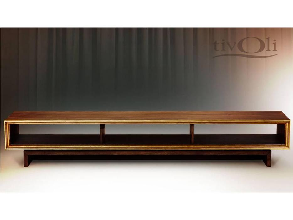 Tivoli: тумба под телевизор (роберто, голд)